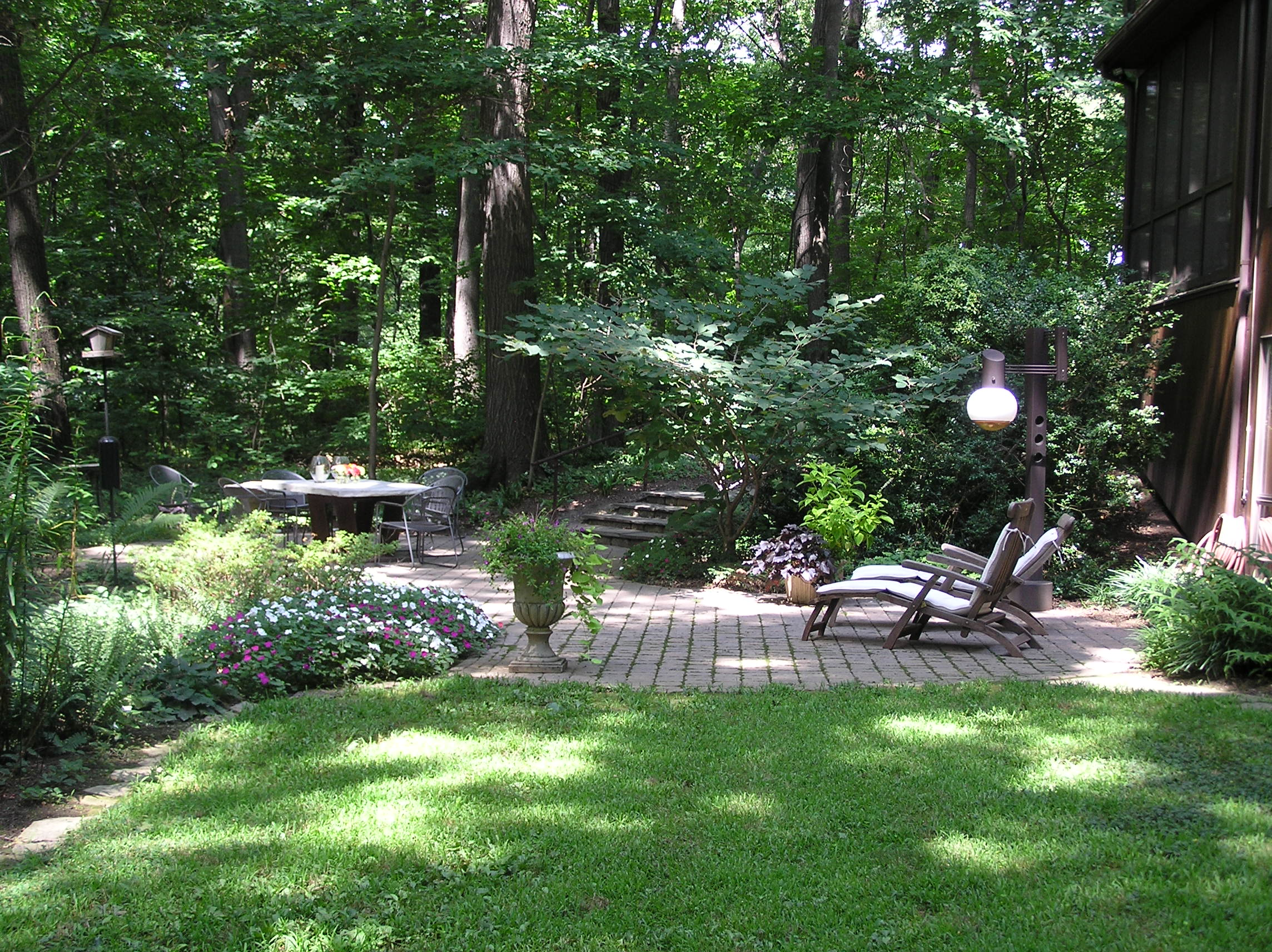 Uncategorized garden design blog Beautiful and shady home garden design ideas